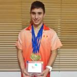 La Clínica Premium con Manuel Montoya,  campeón de Europa de natación