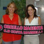 CB Costa Marbella y Clínica Premium alcanzan un acuerdo con ventajas sanitarias para sus jugadores